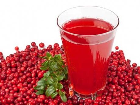 коктейли из ягод годжи рецепты из клюквы рецепт