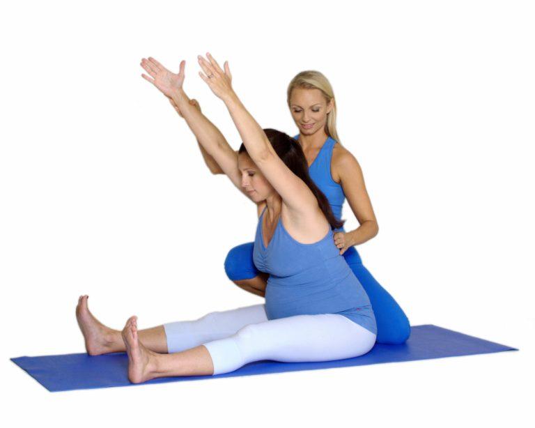 Упражнение для почек беременным