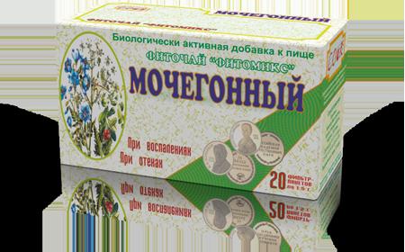 аптечный чай для похудения