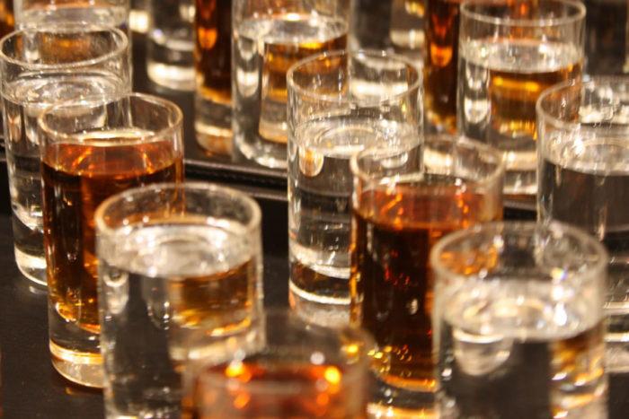 Анализ мочи на алкоголь