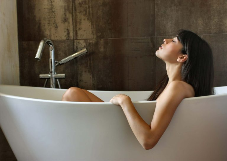 Теплая ванна при цистите