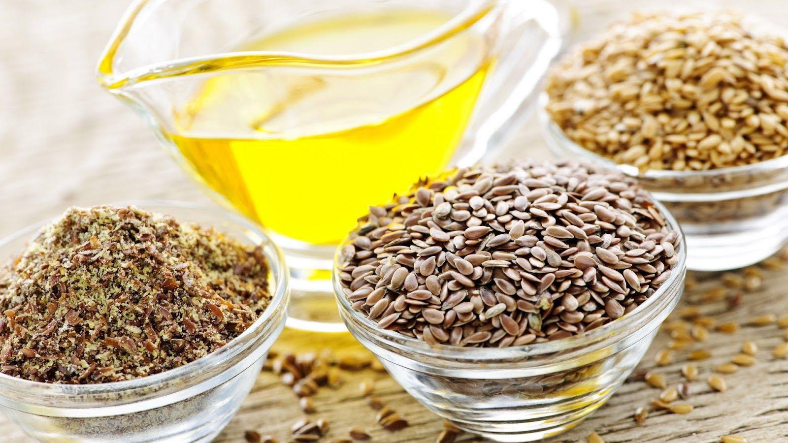 Льняное семя от холестерина как принимать