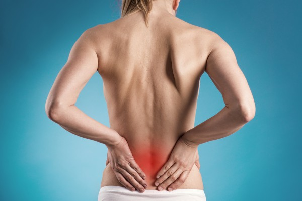 Если болит поясничный отдел спины