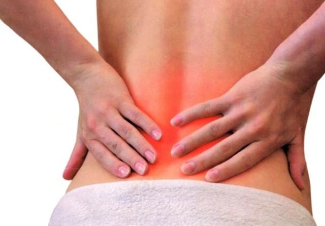 Острая резкая боль в попе усиливается при оргазме