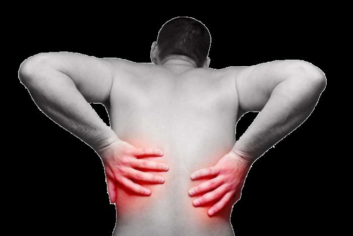 ondt i nyren symptomer