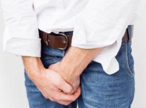 Болезнь мочевого пузыря у мужчин