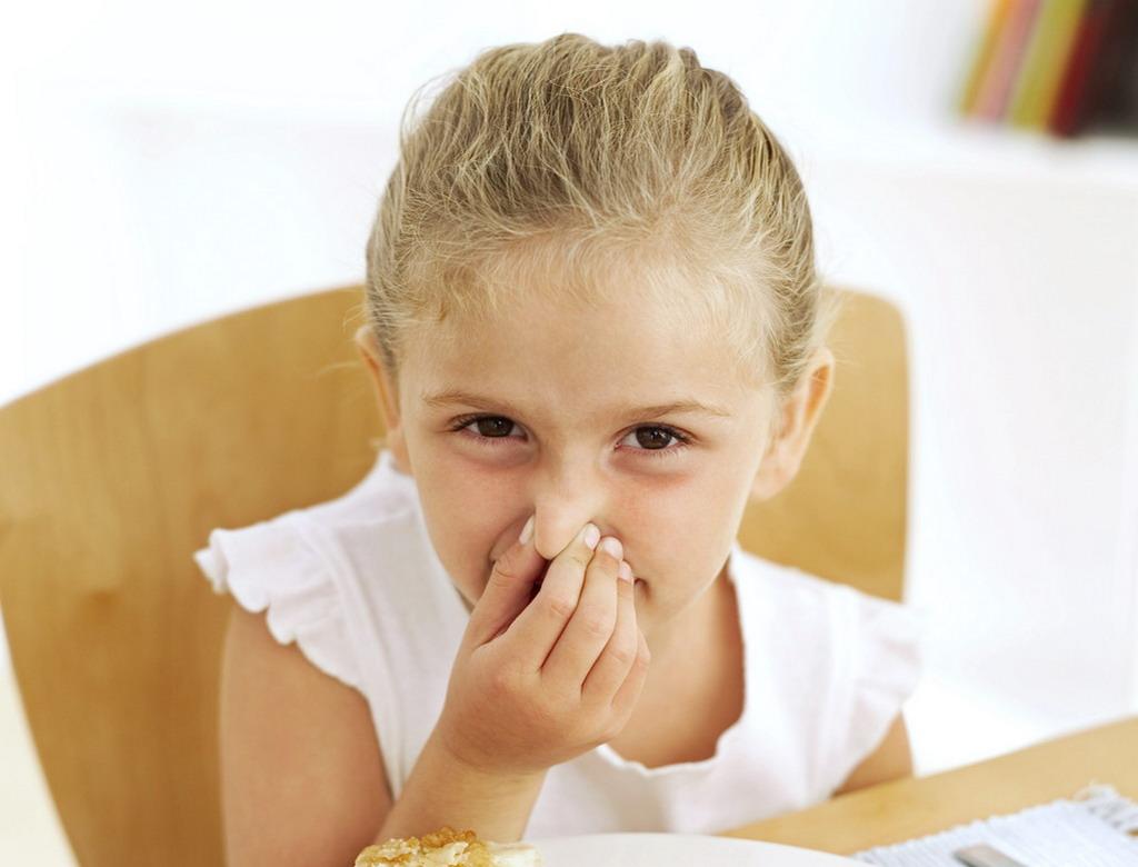 Что нужно делать если у ребенка запах изо рта