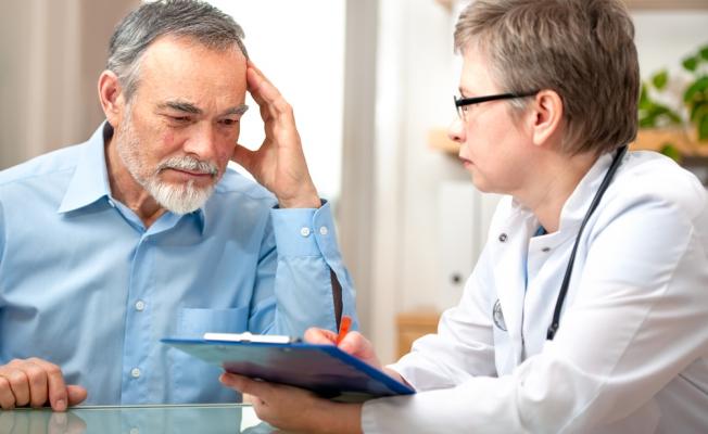 Рак мочевого пузыря у мужчин симптомы